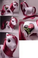 January birthflower pony by Woosie