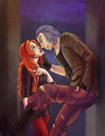 SGPA gift exchange 2014 - long time no see, babe by Atey