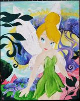 Tinkerbell by cattybonbon