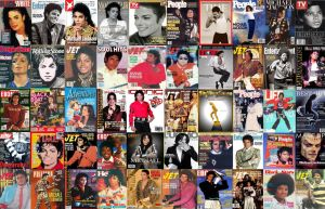 MJ magazines (Added 20) by ButterfliesForMJ