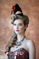 Temna Fialka: Stalin Dress by NightshadeBeauty