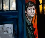 10th doctor by Ja1ine