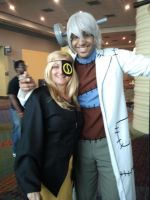 Megacon 2014: Marie And Stein cosplay (soul eater) by Oblivion-Evil