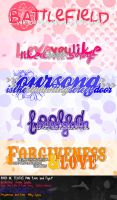 +Loveandfight PNG Pack by Willstayforever