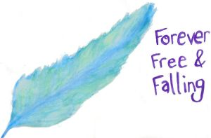Forever Free and Falling by smoshpopo