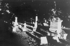 Grave Yard by Jenileigh