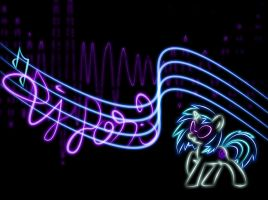 DJ Pon-3 Wallpaper by buckheadgar