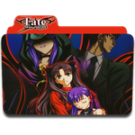 Fate Stay Night Folder Icon by euterpemusa