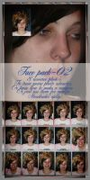 face pack 02 by priesteres-stock