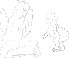 i cannot even be bothered to finish these by BlueGriffyon