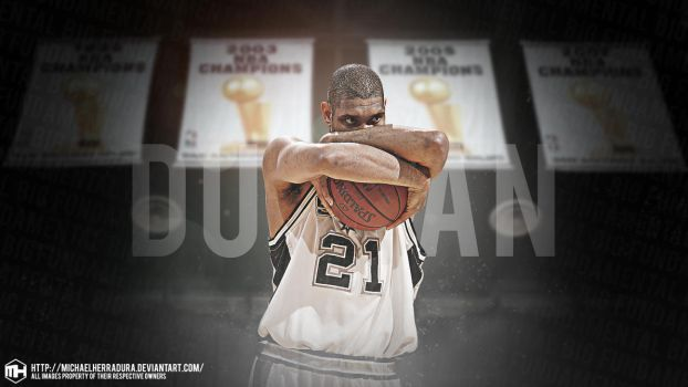 Tim Duncan BIG Fundamental wallpaper by michaelherradura