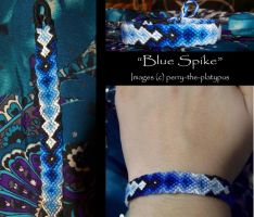 Pattern 212 Blue by Perry-the-Platypus