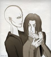 shut up, Severus by RiddleIce