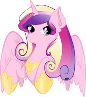 Princess Cadence by Danie-me