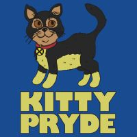 I got Kitty Pryde by brodiehbrockie
