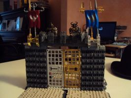 Megablocks Gate by Enraric