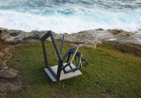 Sculpture by the Sea 2009-36 by ARTmonkey90