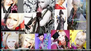 Takeru Collage by PutOnTheAnime