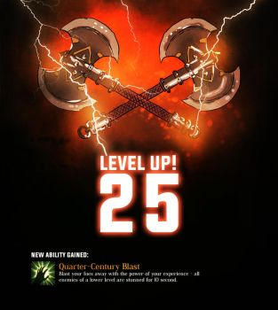 Level Up by DeathriS