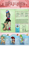 SixFold-League App: Alora Everdeen by Alora-Of-Hearts