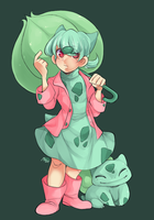 Bulbasaur by MagicalZombie
