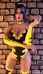The Ambassador of the Deadly Alliance by AnthonyMidnight