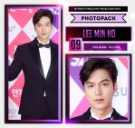 Lee Min Ho #4|PHOTOPACK| by WithoutTheLove-Music
