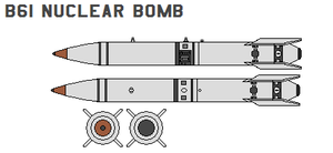 B61 nuclear bomb by bagera3005
