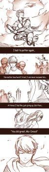 Dramione - Keep Going by fingernailtreez