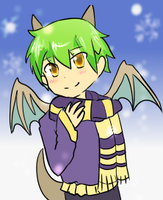 Velderoth in Winter Clothes by Windaura