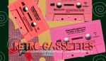 Retro Cassettes PNG by JuuustGPB