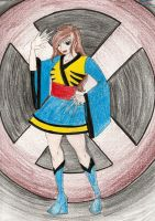 Wolverine Pinafore Idea (contest submission) by RougeLeaderRed