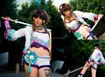 SC4 XiangHua cosplay by Shiya