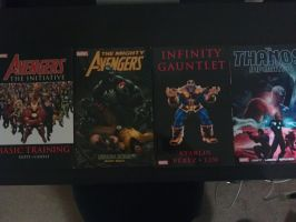 Comic Collection: Marvel - Other by super-gamer