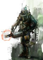 SOLDIER by j-man2012