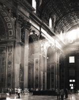St. Peter's by vladimir-l by AnalogPhotographers