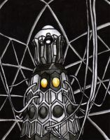 The Dalek Emperor (1967) by KrytenMarkGen-0