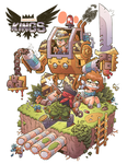 Mercenary KINGS 2 by boutain