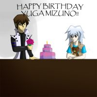 For YugaMizuno by Death-by-KIRA