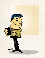 Sulu by thecheckeredman