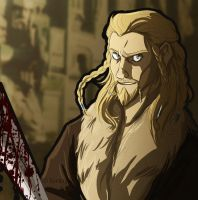 Fili The Dwarf by forstyy