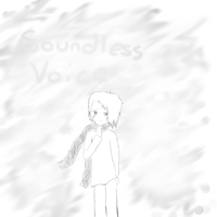 Soundless Voice by FatePaintedBlue