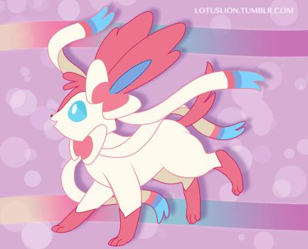 Sylveon by Naryu