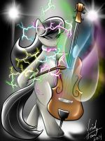 Cello Enchantress by Void-Heart