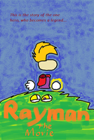 Rayman the Movie poster by Taruthekoopa