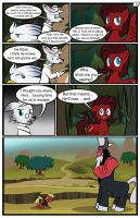 Ink Rose Birthday Comic Page 3 by Xain-Russell
