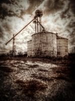 Silo's by AndrewCarrell1969