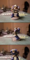 Space Marine by ColonelYeo