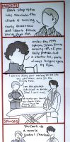 BBC Sherlock comic: Relationship roles by Graphitekind