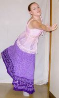 PurpleSkirt Ballet Preview 2-3 by kythca-stock